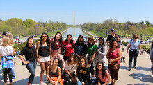 The LADYS Program CVILLE goes to Washington DC!