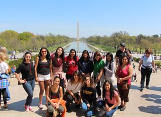 The LADYS Program CVILLE goes to Washington DC!