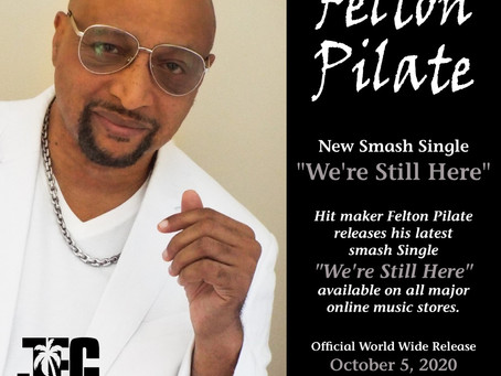 New Record Pool Add! - FEATURED SPOTLIGHT ARTIST: FELTON PILATE
