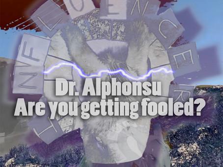 New Record Pool Add! - SPOTLIGHT FEATURED ARTIST:   DR. ALPHONSU