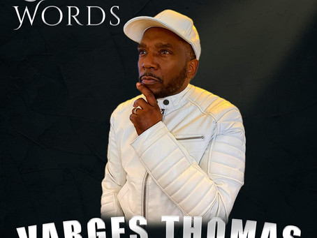 New Record Pool Add! - FEATURED SPOTLIGHT ARTIST: VARGES THOMAS