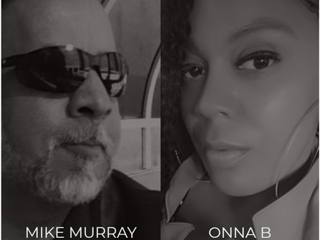 New Record Pool Add! - FEATURED ARTIST: MIKE MURRAY featuring ONNA B