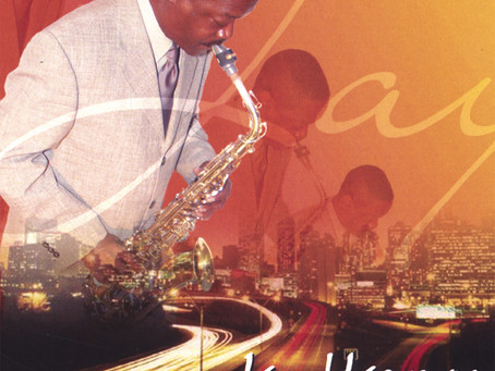 The Radio Airplay Network signs Smooth Jazz Saxophonist Jay Harmon