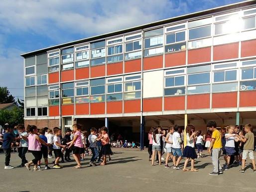 L'avenir de l'ancienne école Corot