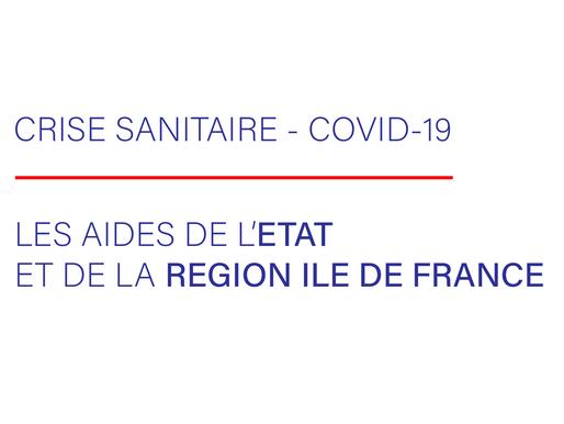 Les aides de la Région et de l'Etat pour nos commerçants
