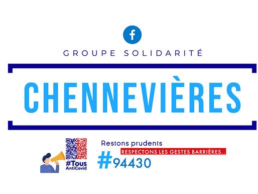 Groupe Chennevières Solidarité