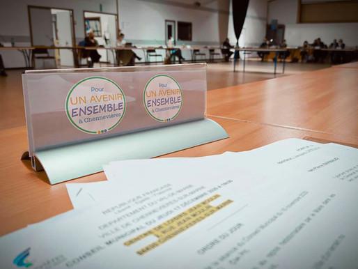 Conseil municipal de Chennevières : nos explications et nos votes