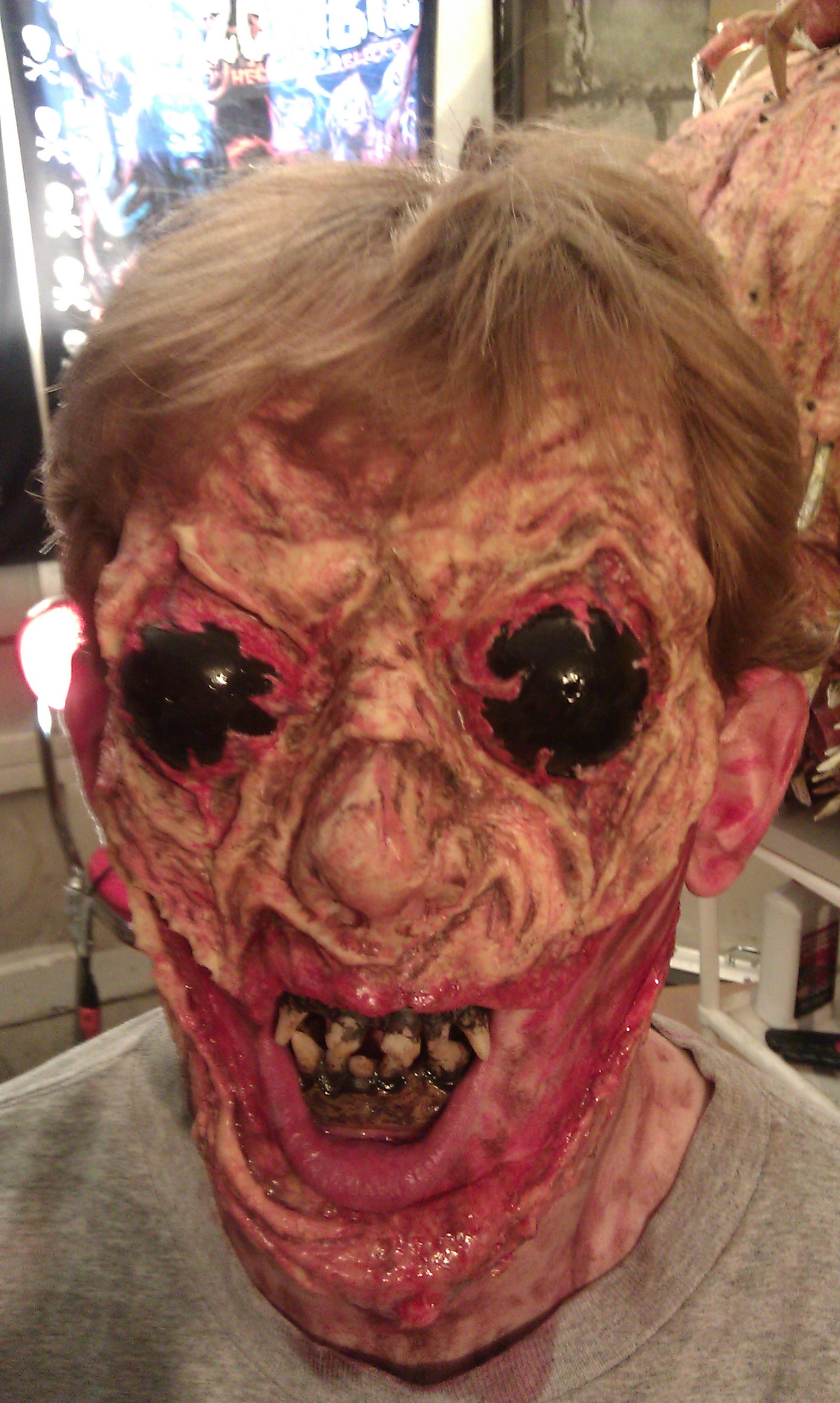Mr. Creepy