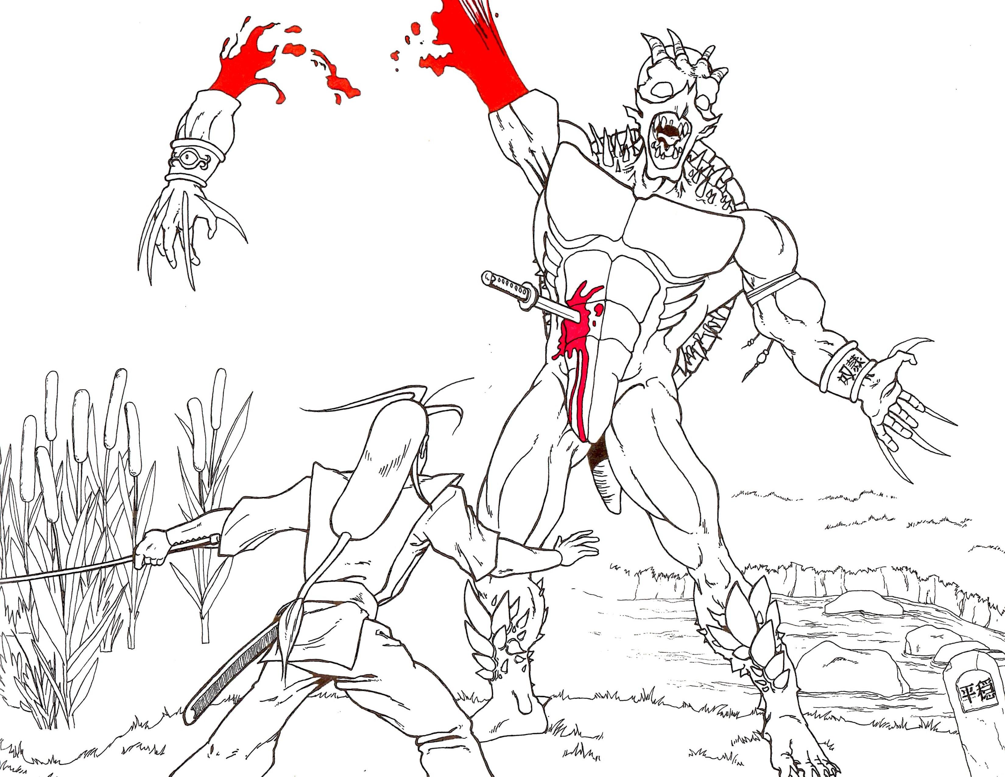 Kappa Death