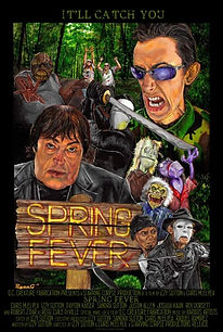 Official Spring Fever Poster with Credit