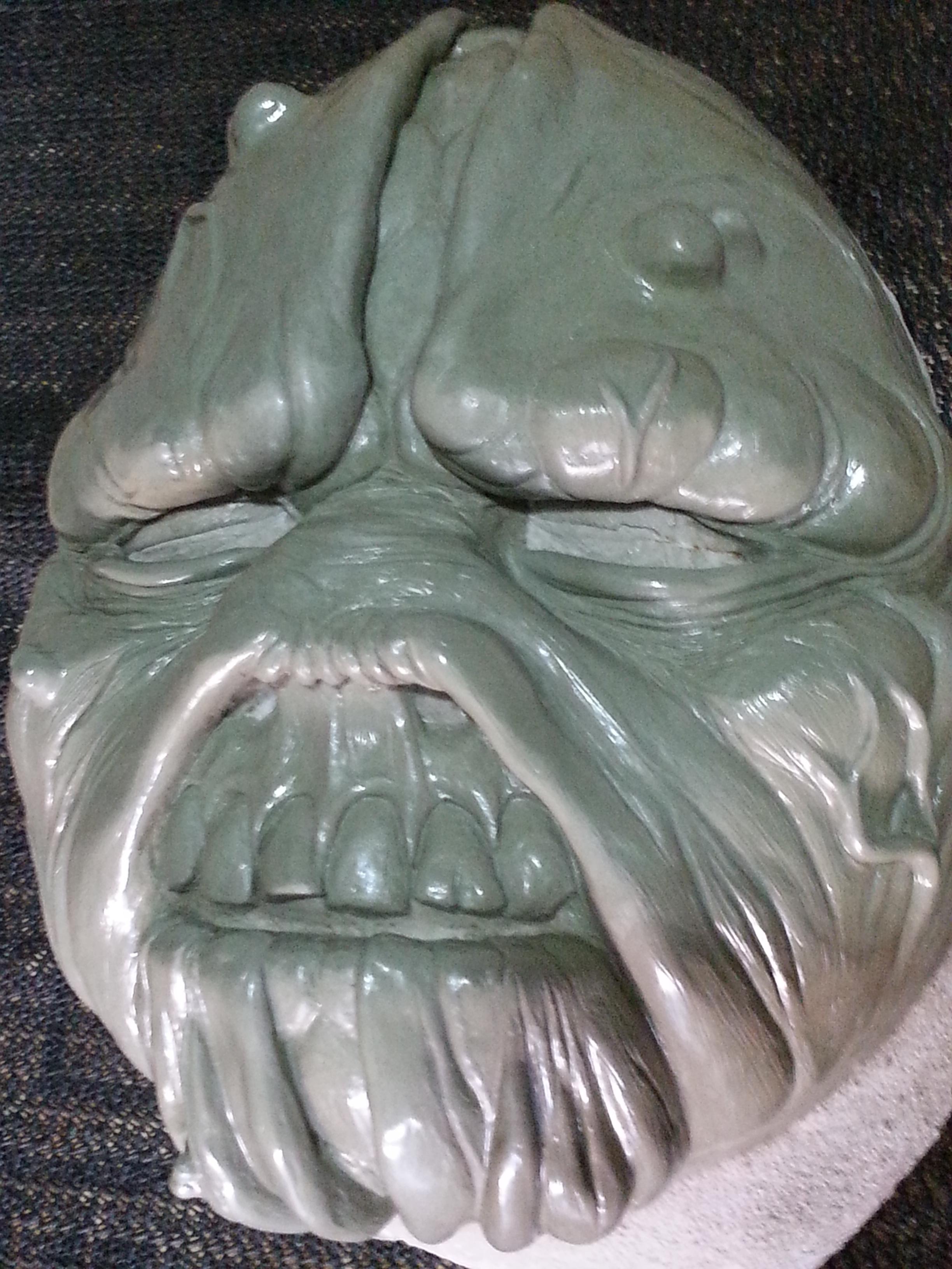 Brute Reggie Sculpt