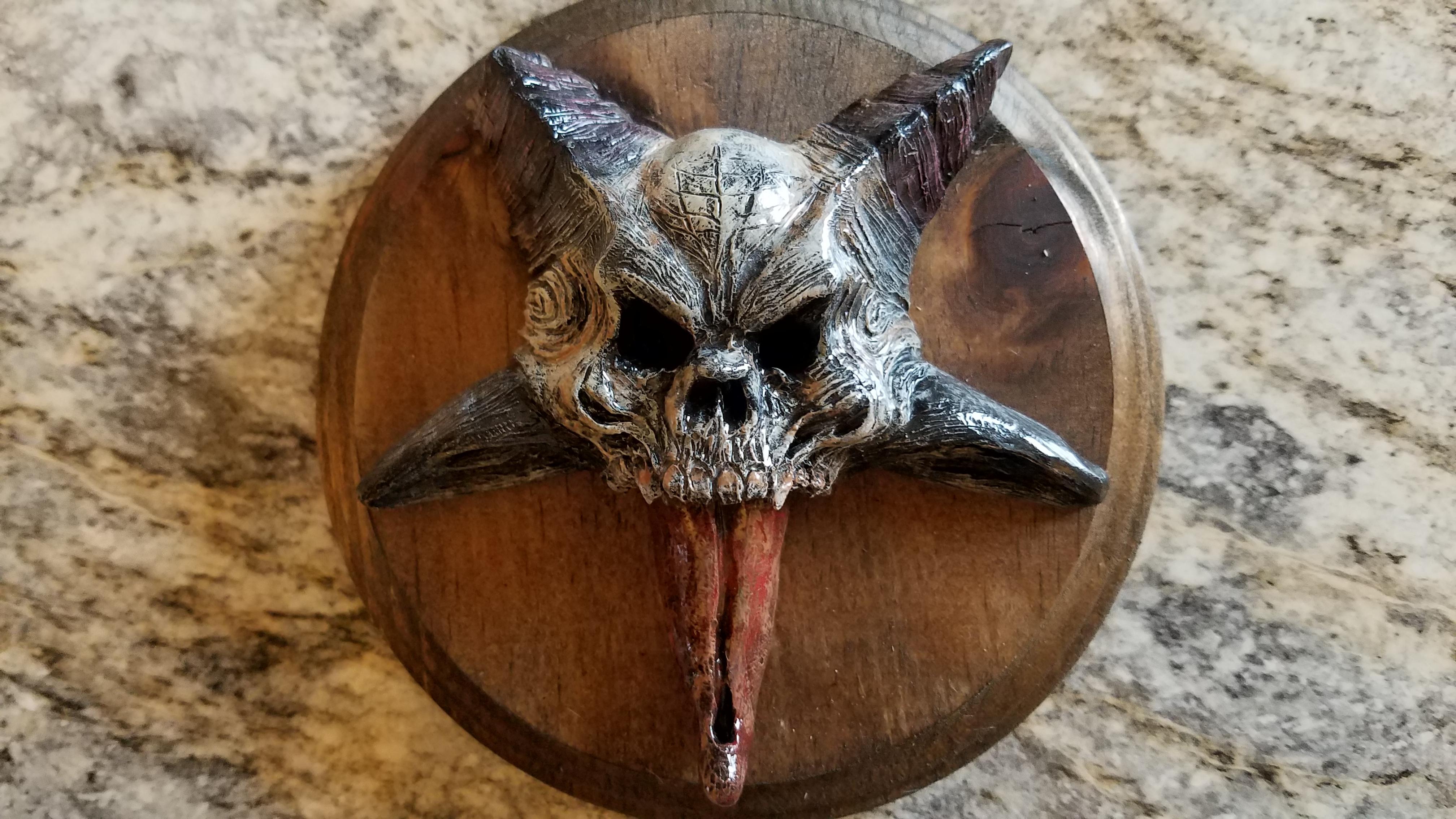 'Helluva Skull