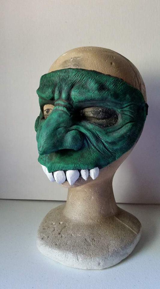 Goblin Face-Mask