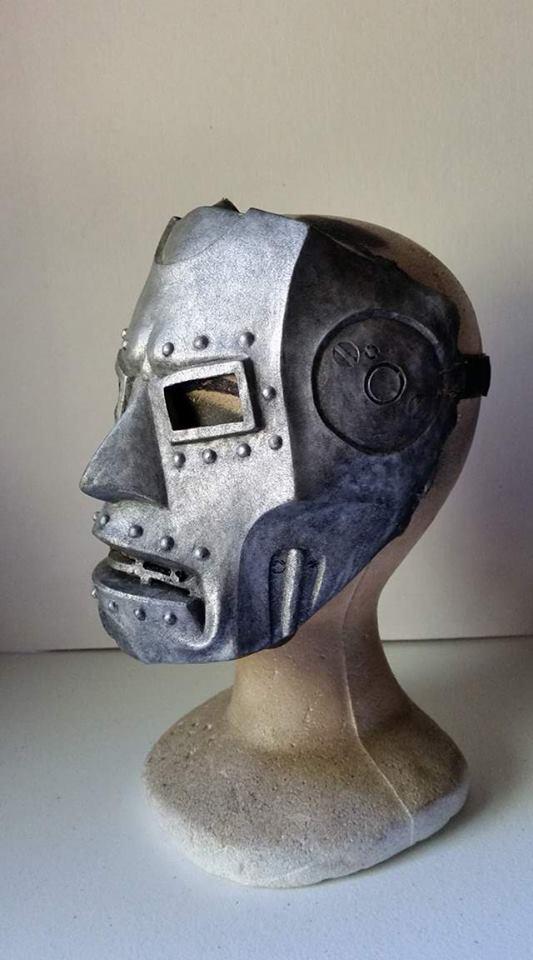 Dr. Doom Mask2