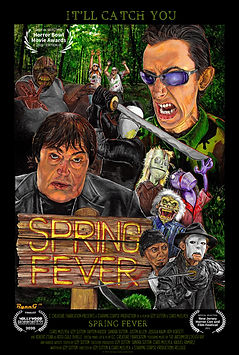 Official Spring Fever Poster with Laurel