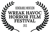 Wreak Havoc Horror Fest Honorable Mentio