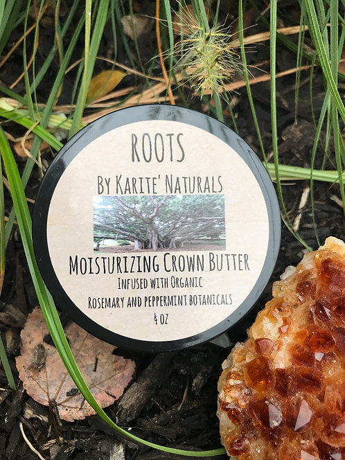 Roots Crown Butter 4 oz