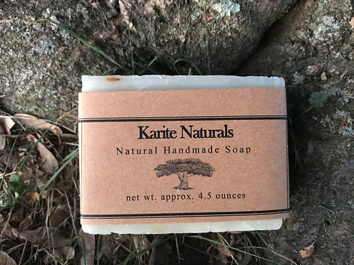 Natural Aloe and Caledula Soap 4.5 oz