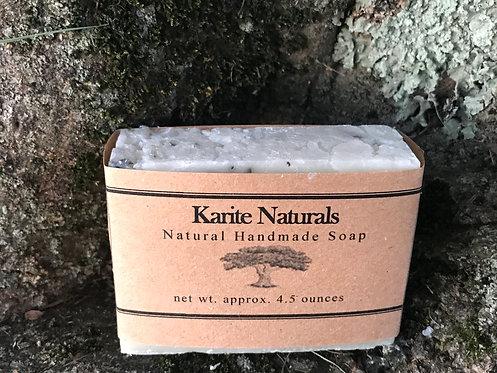 Natural Peppermint Soap 4.5 oz