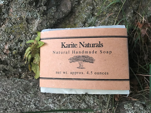 Natural Lavender Soap 4.5oz
