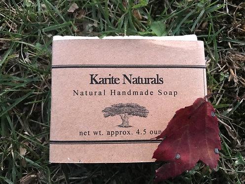 Natural Mango Soap 4.5 oz
