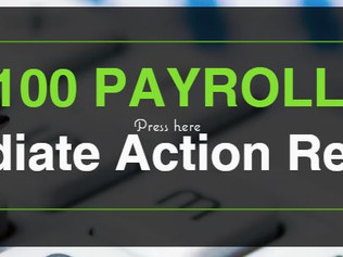 Sage 100 Payroll Tiers - Immediate Action Required