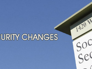 2021 SOCIAL SECURITY CHANGES                Fact Sheet