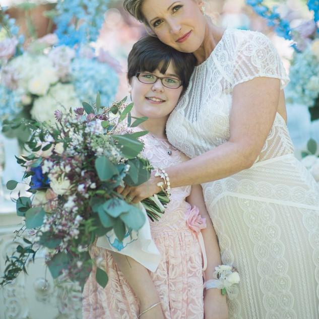 Kelly Durnin Wedding