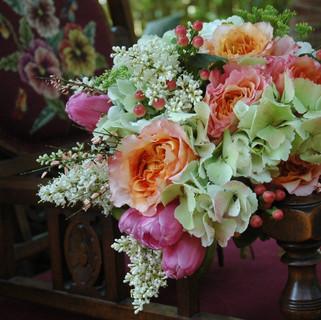 hydrangea, free spirit, tulips.jpg