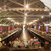 Wedding at Destrehan Plantation Mule Barn, tulips, hydrangea and roses for days. Elise Bennet Photography