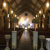 St. Peter's Catholic Church, Covington, LA. wedding