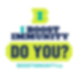 I Boost Immunity Logo