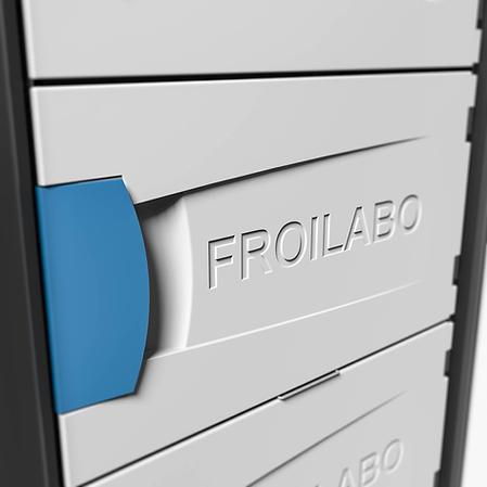 Froilabo Essential Part de reve design Agence Nantes