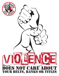 Violence Does Not Care