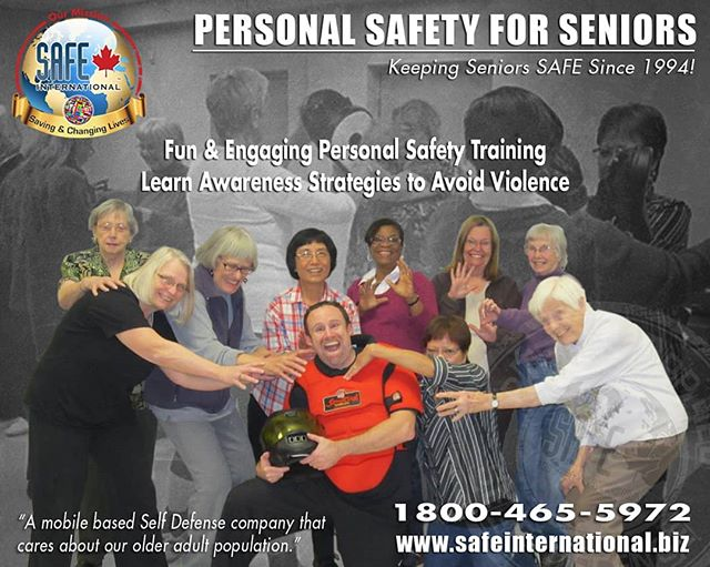 Seniors Safety Courses