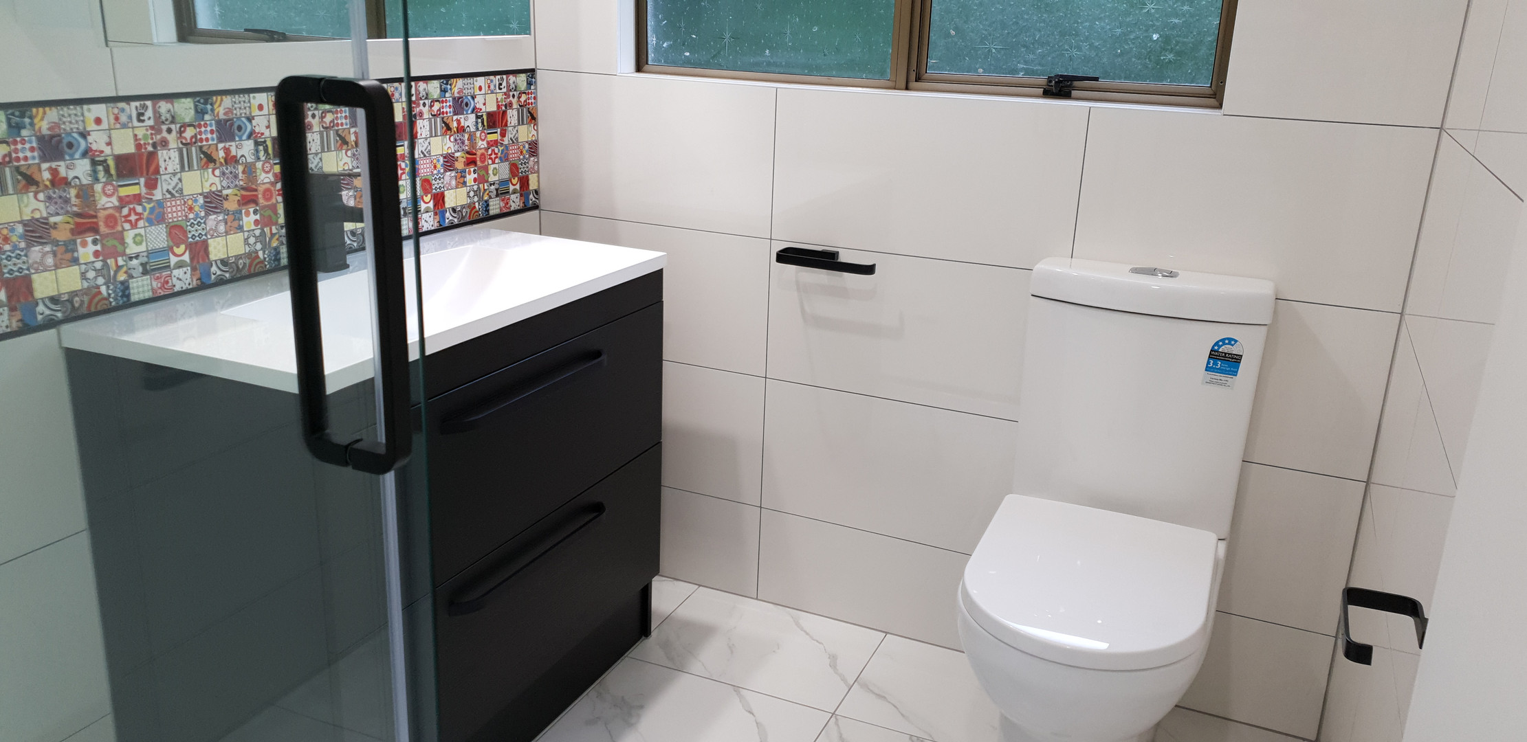 Modern Bathroom 1