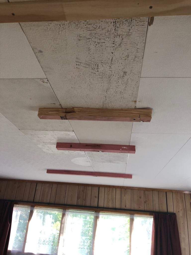 Softboard tile replacement