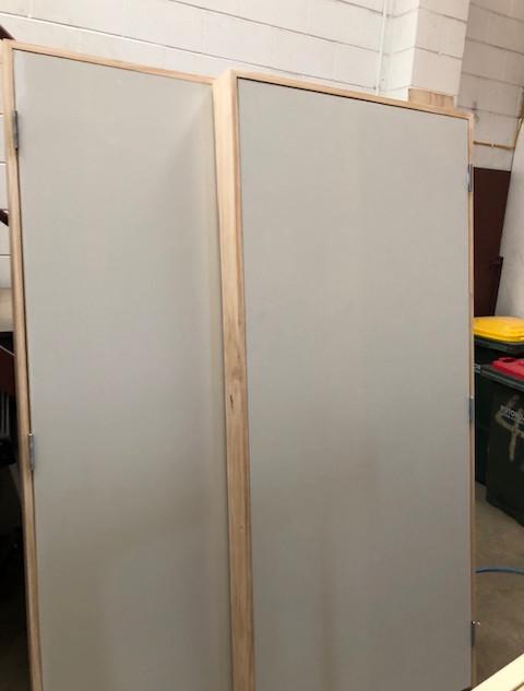 Single pre-hung doors