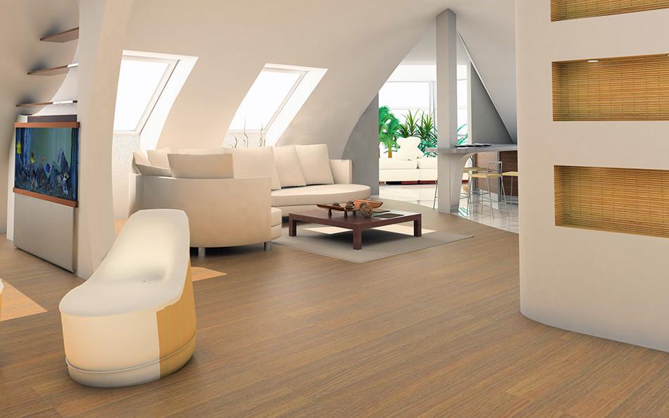 Sàn gỗ kỹ thuật laminate