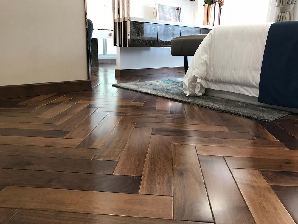 Sàn gỗ kỹ thuật