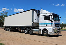 Cold Freight Truck