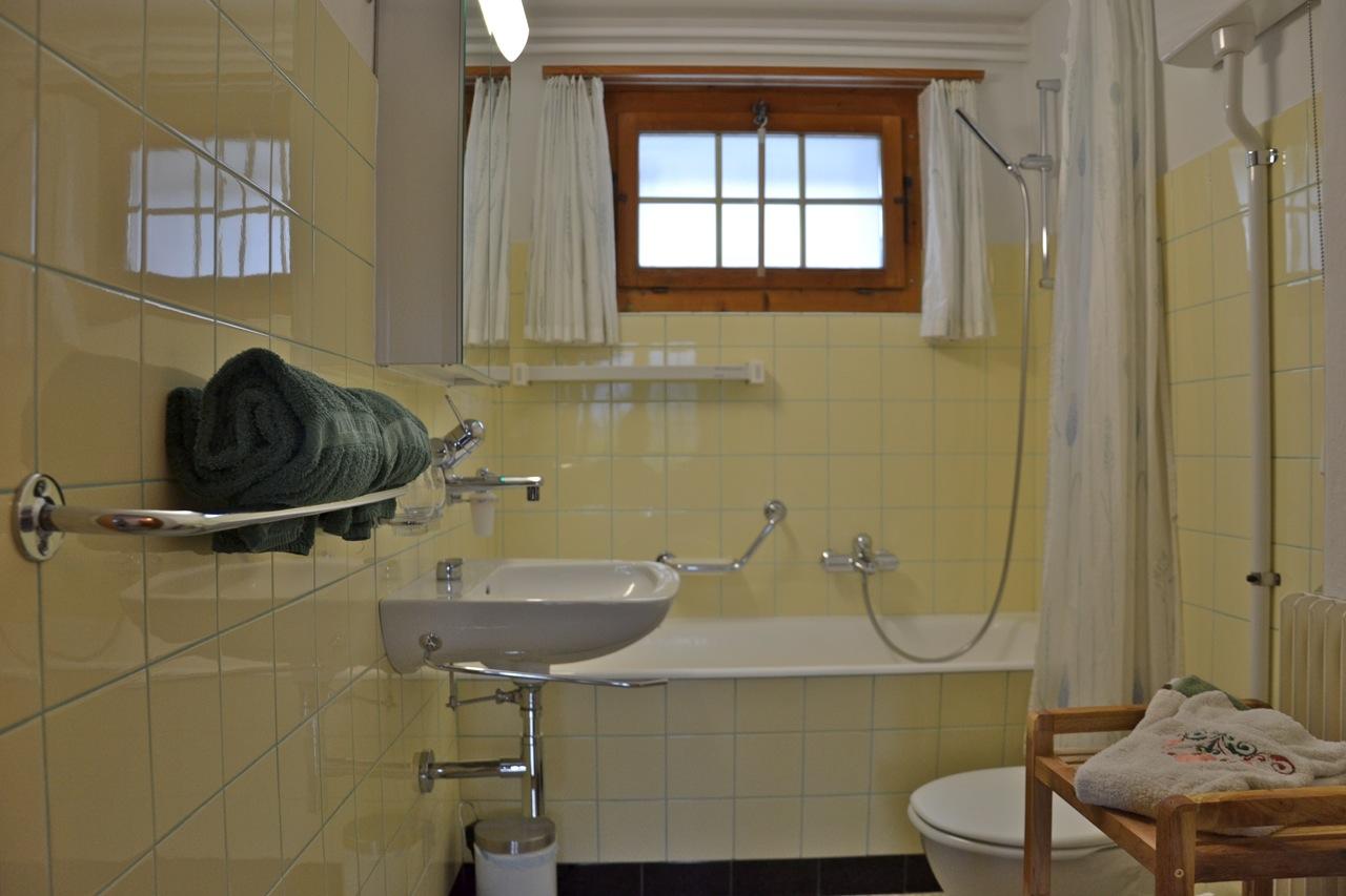 Badezimmer kleine Wohnung