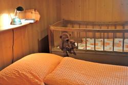 mème chambre avec lit pour enfant