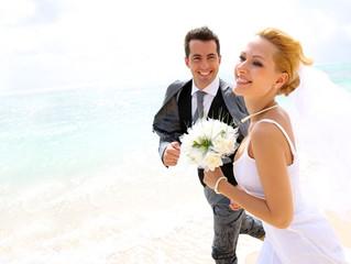 Белоснежные улыбки для жениха и невесты