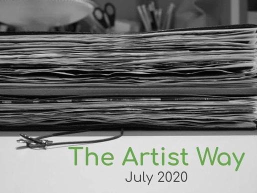 the artist way - again!