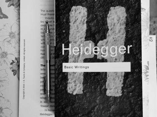 wk 03 : heidegger & courage