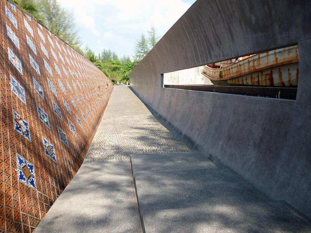 BL 01 Phang Nga tsunami memorial