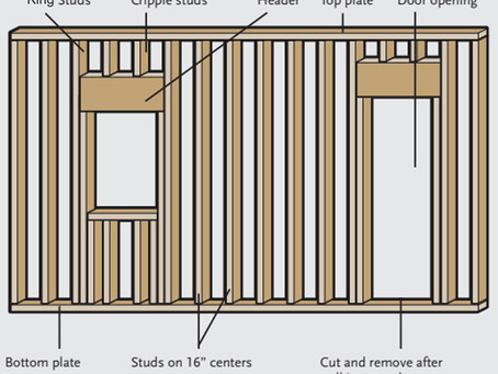 House Framing Fundamentals for DIY Remodelers