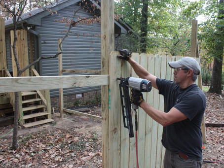 Keep Your Social Distance with these Fence Building Tips