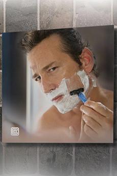 Fog-Free Shaving